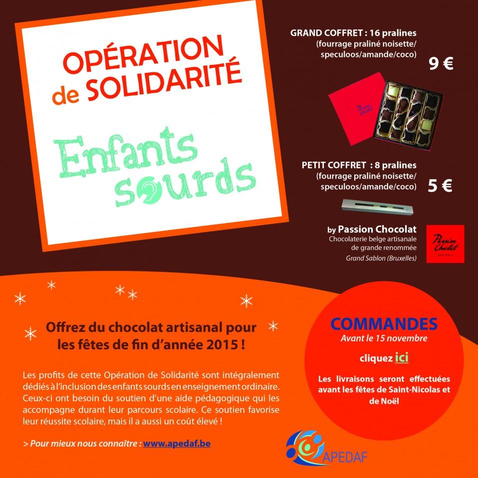 Opération Solidarité