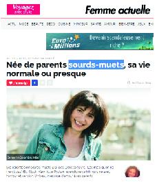 Article Femme Actuelle
