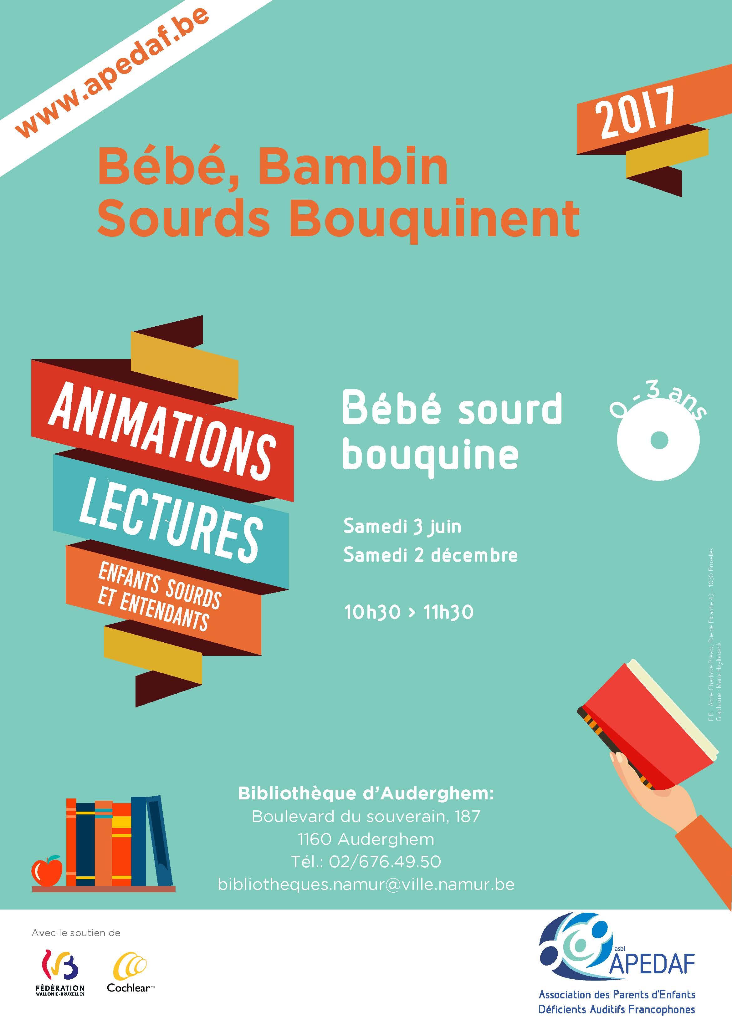 Affiche BBSB Auderghem 2017